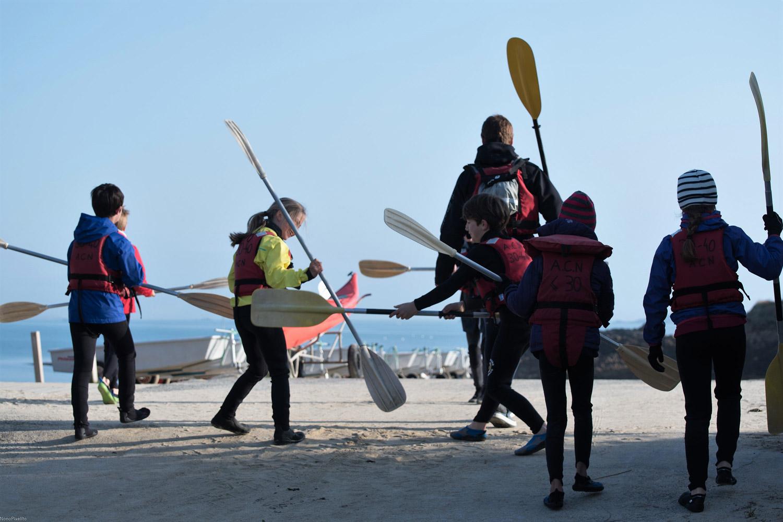 Multisupport 7 9 ans - Optimist, kayak, catamara, Paddle, planche à voile