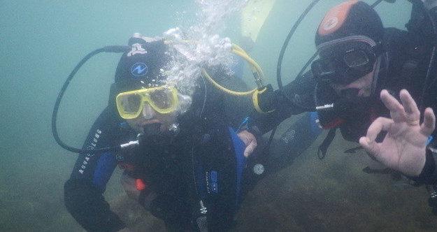 pack découverte plongée - Baptême et exploration - Plonger en Baie de Morlaix