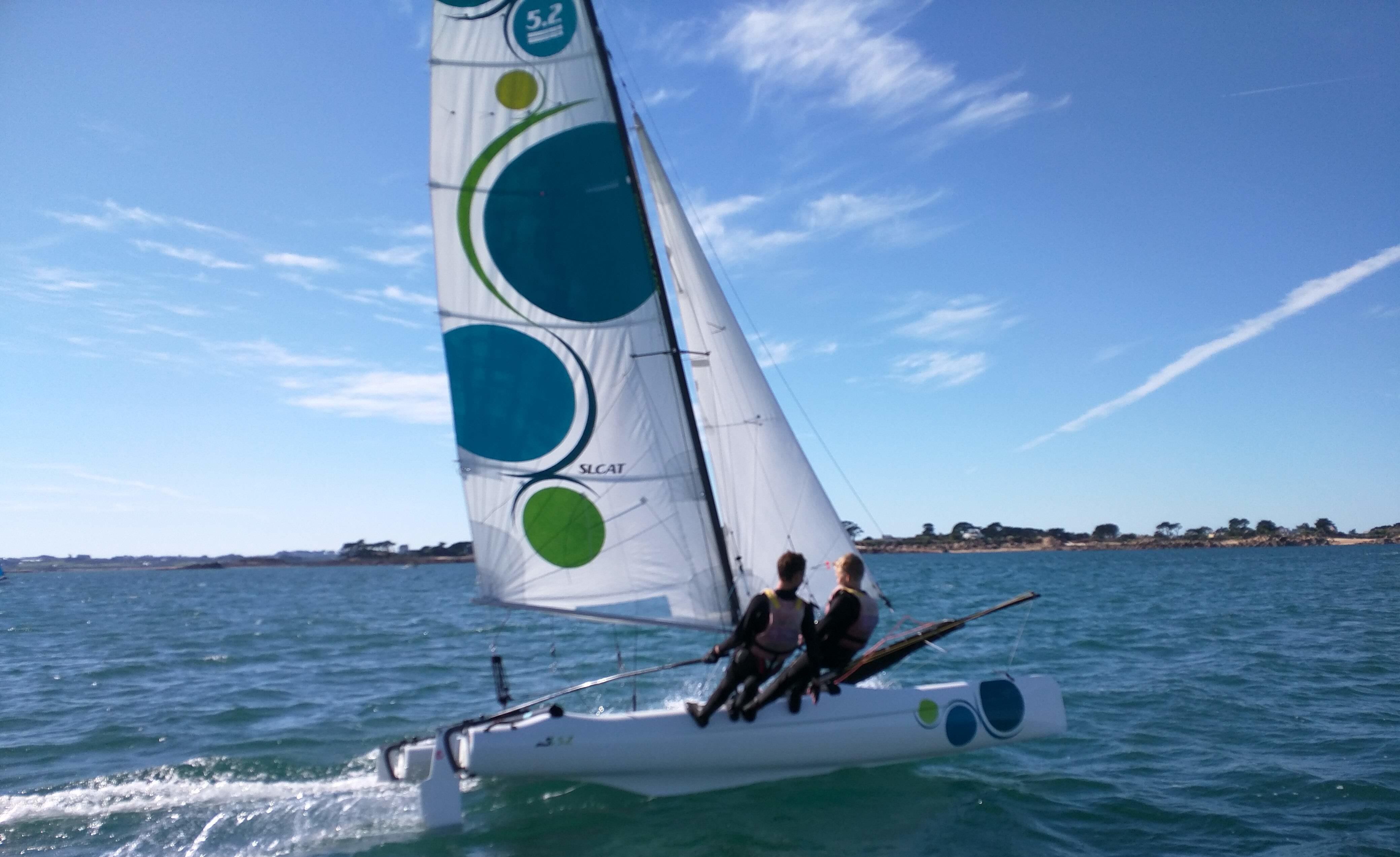 Catamaran adulte ado sport Sl 5.2 callot
